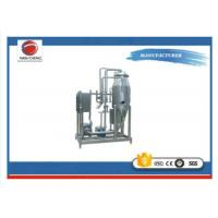 Buy High Stability Beverage Vacuum Degassing System , Vacuum Degassing Unit High Stability at wholesale prices