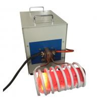 Small Billet Forging High Frequency Induction Heating Machine 25KW 200-1200A for sale
