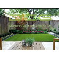 Quality Saving Cost Artificial Lawn Grass / Fitting Artificial Grass Drought Proof for sale