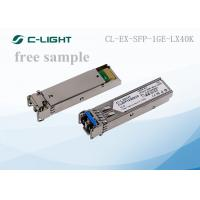 1310nm SFP Optical Modules Compatible Juniper EX-SFP-1GE-LX40K for sale