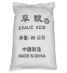 China Oxalic Acid 99.6%min Industrial Grade (OA) on sale