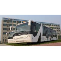Quality Short Turn Radius Airport Limousine Bus Aero Bus equivalent to Neoplan bus for sale