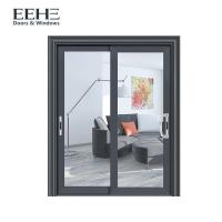 Quality Exterior Wide Aluminum Window Door With Stainless Steel Mosquito Net for sale