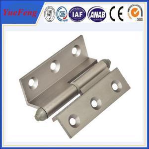 Quality 6063 great aluminium furniture hinge,hinge for types of door aluminium,type of door hinge for sale