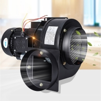 Quality small size hot centrifuagal fan with high vacuum for sale