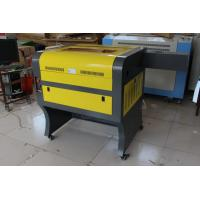 Quality 4060 CO2 small glass engraving machine 400*600mm Working size Ruida Control system for sale