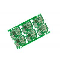 Buy High Thermal Conductivity FR4 PCB 10 Layer 3 Mil Rapid Prototyping Circuit at wholesale prices