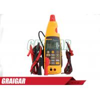 Quality Milliamp MA Process Clamp Electrical Test Meter Fluke 772 MA Signal Measurements for sale