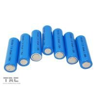 Quality Super Long Lifespan 3.0V / 3.2V Led Flashlight AA Batteries with Low self-discharge rate for sale