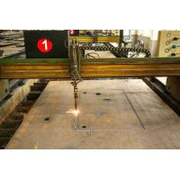 Quality Embedded Punching Laser Cutting Steel Plate For Building Material SGS Approval for sale