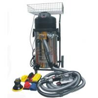 China polisher sander with dust extraction system on sale