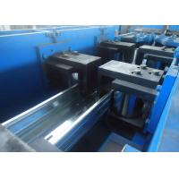 Buy Heavy Duty Galvanized Cable Tray Roll Forming Machine Light Medium at wholesale prices