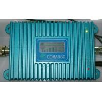 Quality 220V CDMA Home Mobile Phone Signal Booster 17dbm With LCD Screen for sale