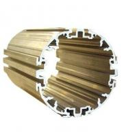 Quality Powder Painted Industrial Extruded Aluminium Profiles , 6063-T5 Electromechanical Shell for sale
