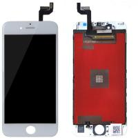 Quality White Polarizer Iphone LCD Display Iphone 6 Lcd Screen And Digitizer 4.7 Inches for sale