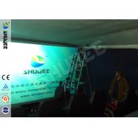 Quality Interactive Mobile 5D Theater System For Amusement Equipment for sale