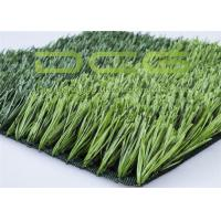 Quality Anti - Aging Fake Football Grass Synthetic Football Field 50 Mm Pile Height for sale