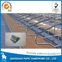 Buy Hot-Dip Galvanized Steel Tube Cattle Free Stall For Dairy Farm 4m Length at wholesale prices