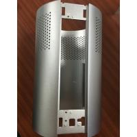Quality 6063 T5 Sand Blasted Anodized Aluminum Air Purifier / extruded aluminum profiles CNC Machined for sale