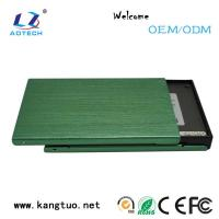 Quality portable external usb 3.0 sata 2.5 hdd case for sale