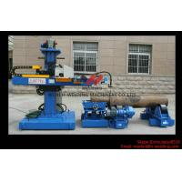Quality Fixed Vessel Fit Up Welding Manipulator  5 * 5m Automated Welding Machinery for sale