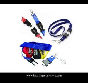 Buy Fashion custom printed polyester lanyard neck strap and key holder lanyard at wholesale prices