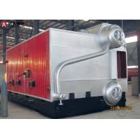 Q345r Material Water Tube Biomass Wood Fired Steam Boiler For Bitumen Industry for sale