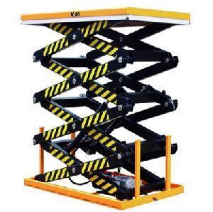 Quality Four Scissor Lift Table (HF400/800) for sale