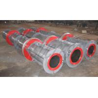 Quality Spinning Concrete Pipe Mould / Precast Concrete Moulds Structure for sale