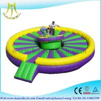 Quality Hansel high quality indoor inflatable sport games inflatable balance game for sale