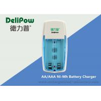 Quality Rechargeable Battery Charger For High Power Rechargeable Battery 2 Slots for sale