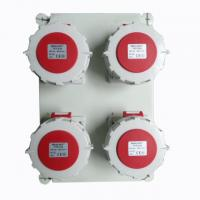 Buy IP67 CEE industrial power socket box at wholesale prices