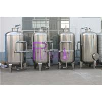 Quality Bottle Mineral Water Treatment System Ultrafiltration Hollow Fiber Membrane for sale