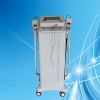 Quality 2MHZ RF Cryolipolysis Slimming Machine 10.4'' Touch Color Screen For Fat-Freezing for sale