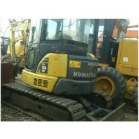 China Used Crawler Excavator,Mini Crawler Hydraulic PC55 Cheap Excavator,High Quality Digger For Sale on sale