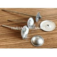 Quality 12 Gauge Or 14 Gauge Dia Stainless Steel Lacing Anchors with 28mm Round Washer for sale