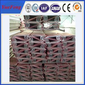 Quality Australia OEM shape aluminum profile extrusion alloy 6063-t6, industrial aluminum profile for sale