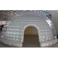 Quality 2016 hot sell inflatable clear  tent for commercial use with 24months warranty for sale