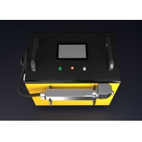 Quality Single Phase 220VAC Handheld 60W Laser Cleaning Machine for sale