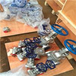 Quality API 602 Forged Steel Globe Valves for sale