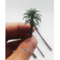 Brass Etched Model Palm Trees scale ranges from 1:50 - 1:1200