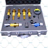 Quality ERIKC yellow  Lift measurement tool common rail injector universa auto part injector measuring repair tool for sale