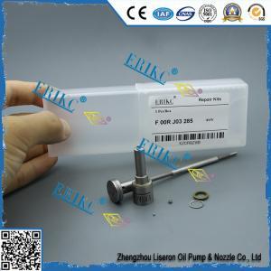 China Bosch Common Rail nozzle DLLA151P1656 fitting Kits F00RJ03285 diesel injector 0445120081 repair kits  F00R J03 285 on sale
