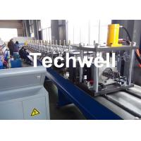 Quality Shelf Roll Forming Machine / Cable Tray Forming Machine for Steel Rack, Steel Shelf for sale