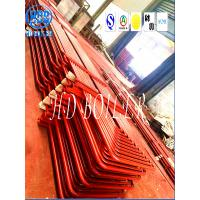 Quality Red Carbon Steel Superheater In Boiler Energy Saving For Power Station for sale