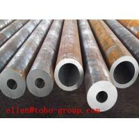 Buy TOBO GROUP Heavy Wall Round Stainless Steel Seamless Pipe ASTM A511 SS Hollow Bar at wholesale prices