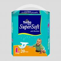 Buy cheap High Quality Ultra Breathable Disposable Baby Diaper from wholesalers