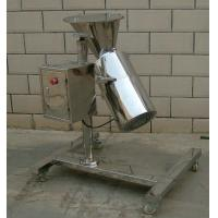 Quality ZL-300 Revolving Granulator Machine For Solid Drink Industry , High Efficiency for sale
