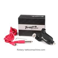 Quality Tonado Slide RCA Rotary Tattoo Machine Alu alloy CNC Frame With 2 Needle Holders for sale