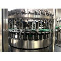 Buy cheap 8.07KW Electric Beer Bottling Line Carbonated Drink Filling And Capping Machine from wholesalers